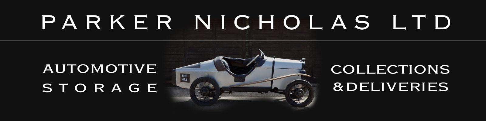 Parker Nicholas Ltd –